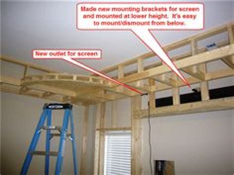 Adding Tray Ceiling by How To Frame Drop Box Ceilings Home Renovation Tips