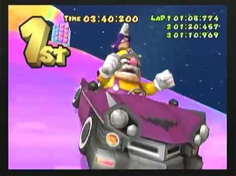 mario kart double dash wario  waluigi  cup  part