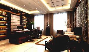Home Design: Ceo Office Chinese Modern Style Interior ...
