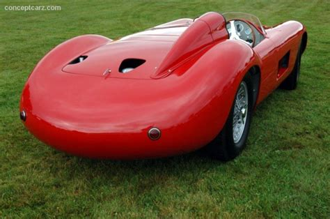 Maserati 300s by 1956 Maserati 300s Image Chassis Number 3062 Photo 109