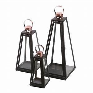 Kupfer Laterne Windlicht : laterne schwarz pyramide metall windlicht kerzenhalter kerzenst nder dekolaterne ebay ~ Sanjose-hotels-ca.com Haus und Dekorationen