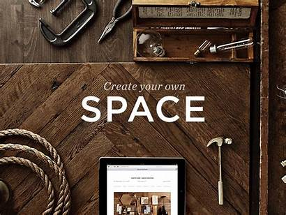 Own Space Create Dribbble Screen Stories Length
