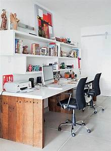 Schreibtisch Selber Gestalten : die besten 17 ideen zu b ro ideen auf pinterest hausb ro b ros und hobby bastelraum ~ Markanthonyermac.com Haus und Dekorationen