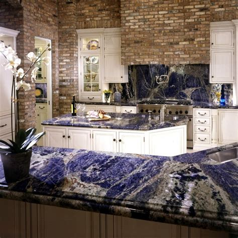 granite sodalite blue select