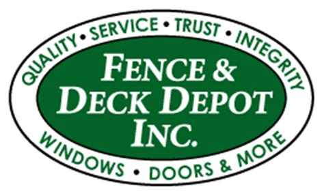 Fence And Deck Depot Bbb by Fence Installation Deck Building Services In St Louis