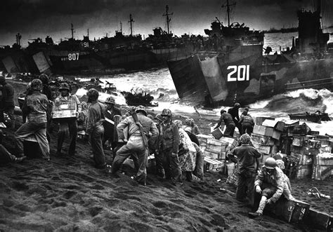 Iwo Jima Survivors Mark Wwii Battle
