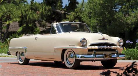 photo feature  plymouth cranbrook convertible coupe