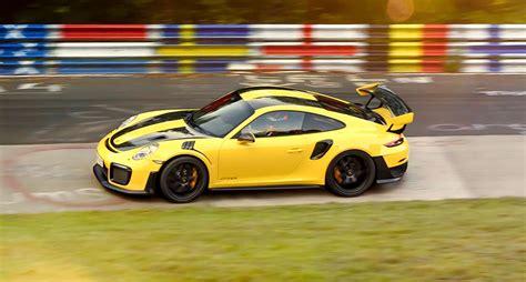 fastest porsche 2018 porsche 911 gt2 rs is the fastest 911 ever the