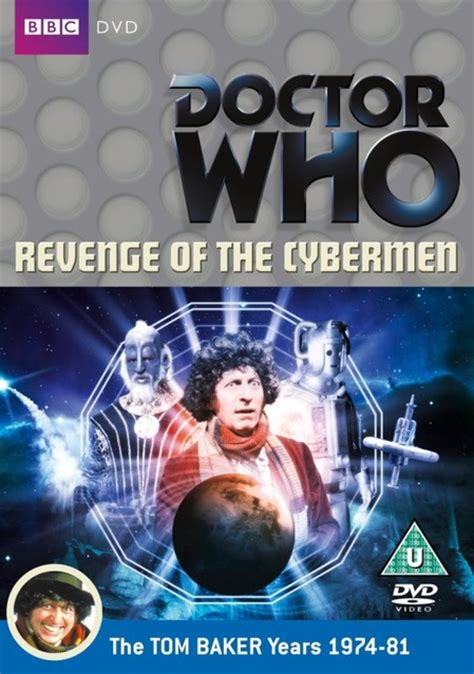 revenge   cybermen doctor  dvd special features