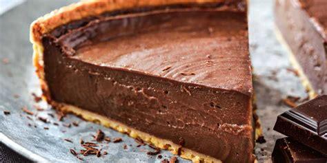 flan au chocolat maison facile et pas cher recette sur cuisine actuelle