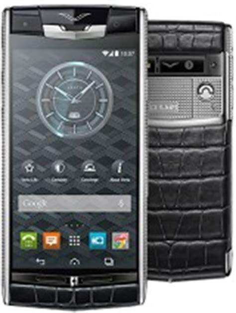 vertu ti full phone specifications