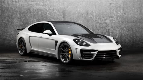 topcar porsche panamera stingray gtr  wallpaper