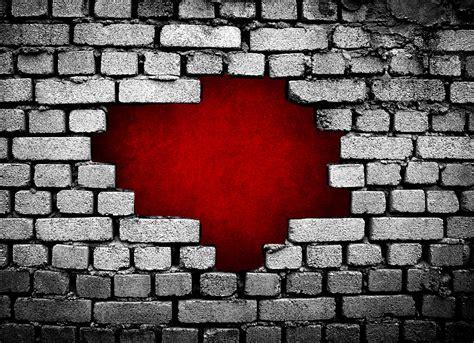 foto search brick wall