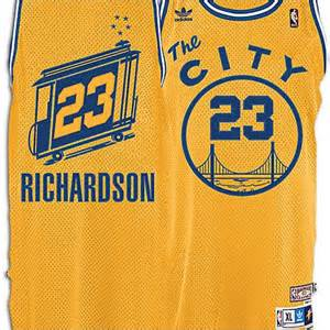 Golden State Warriors Old Jersey