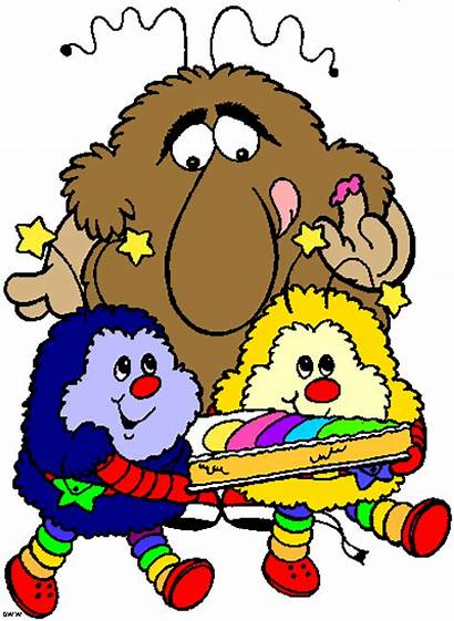 Cartoon Rainbow Brite Clip Clipart Bing Character