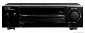 Kenwood Kr-a3060 - Manual - Am  Fm Stereo Receiver