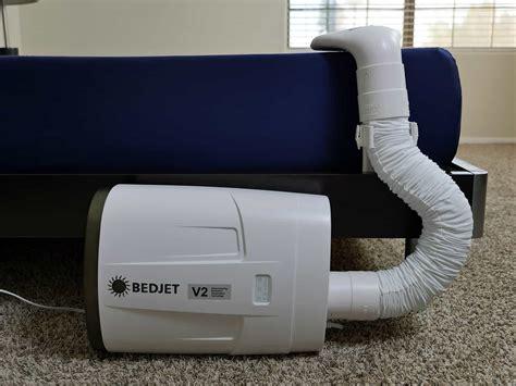 bed fan system reviews bedjet review sleepopolis