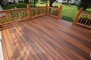 Brazilian, Cherry, Wood, Decking, U2022, Decks, Ideas