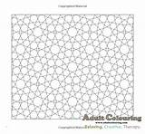Cave Coloring Crystal Colouring Designlooter Geometry Ultimate 77kb 1058 981px sketch template