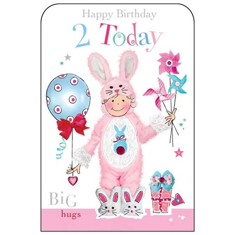 Wallpaper Of Birthday Card 2 happy birthday 2 today birthday card karenza paperie