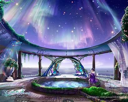 Celestial Fantasy Scene Wallpapers Desktop Laptop Kagaya