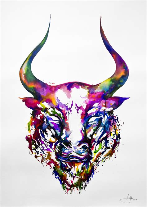 sternzeichen stier i finally got studio space this is one of the artworks to come out of it jahreszeiten