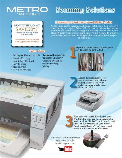 document scanning services mn document archiving metro