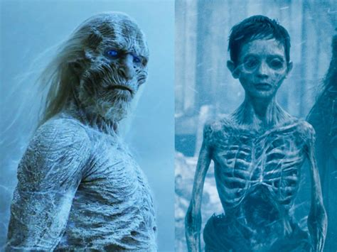 game  thrones  huge difference  white