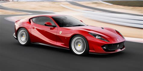2017 Ferrari 812 Superfast More Than A Seemingly Obvious