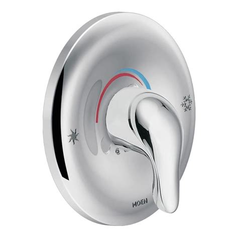 moen shower handle replacement lowes shop moen chrome tub shower handle at lowes com