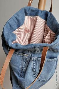 Denim Jeans Bag Upcycle Youu0026#39;ll love These Ideas   The WHOot