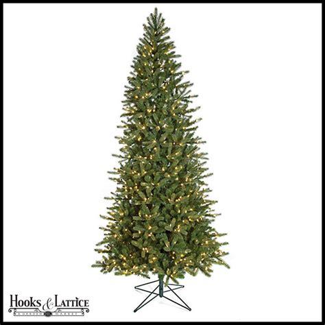 9 ft sugar spruce pre lit artificial christmas tree w