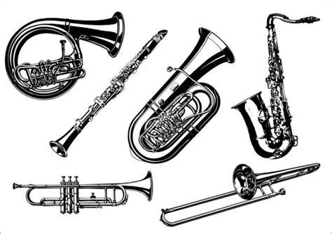 trumpet  vector    vector