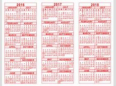 Academic Calendar 20182016 Uk Template – 2018 Calendar