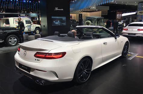 Mercedesamg Cls53 And E53 Hybrids Revealed Autocar