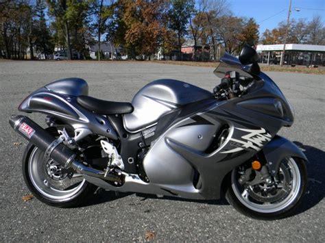 Suzuki Hayabusa Motorcycle Motorbike Superbike Bike