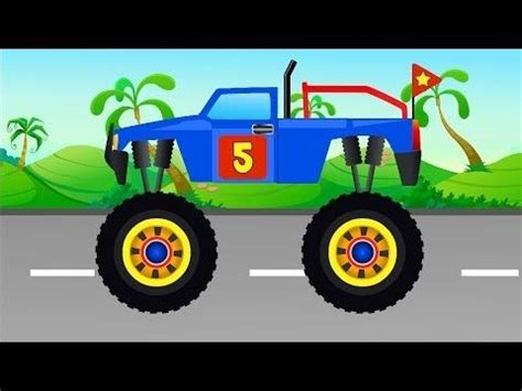 monster trucks video clips monster truck videos youtube songs pinterest
