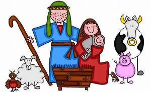Free Nativity Clipart Silhouette | Clipart Panda - Free ...