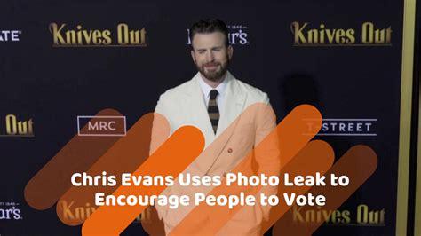 Chris Evans' Leak - One News Page VIDEO