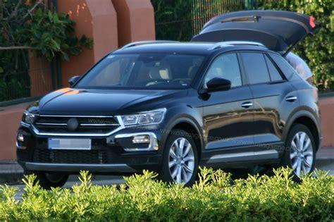 vw t roc jahreswagen werksangehörigen this is our best look yet at the volkswagen t roc suv by car magazine
