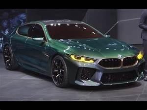 Bmw M8 2018 : 2019 bmw m8 gran coupe bmw m8 gran coupe at the 2018 geneva motor show bmw concept m8 gran ~ Mglfilm.com Idées de Décoration