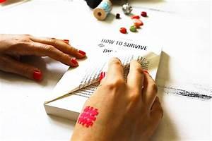 Aus Büchern Falten : diy papier h nger in diamantform aus b chern selber falten ~ Bigdaddyawards.com Haus und Dekorationen