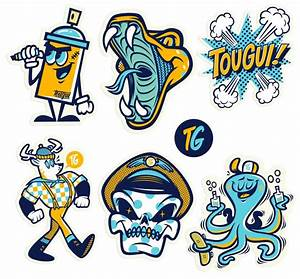 17 best ideas about sticker design 2017 on pinterest With design and order stickers