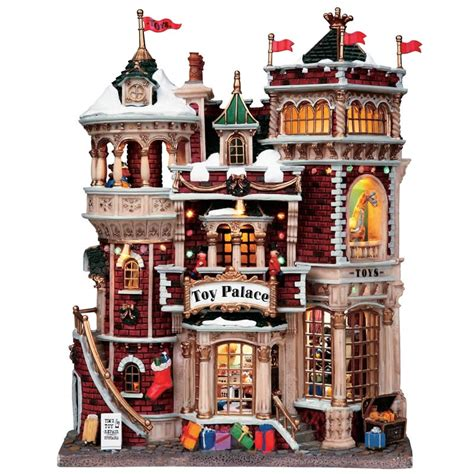lemax toy palace 45093 163 36 99 from lemax collectables