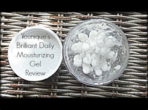 My Review Of Younique Brilliant Daily Mousturizing Gel