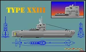 Type Xxiii Elektro Boats - U-boat Types