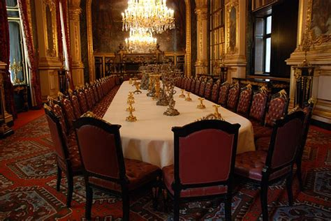 Large Dining Room Napoleon Iii Apartments Paris, France  Flickr  Photo Sharing