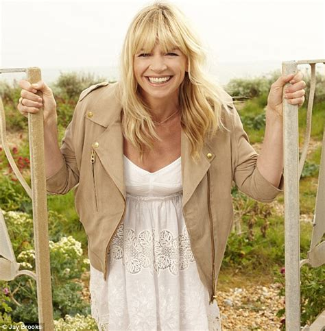 Zoë Ball on why giving up the party lifestyle was a life ...
