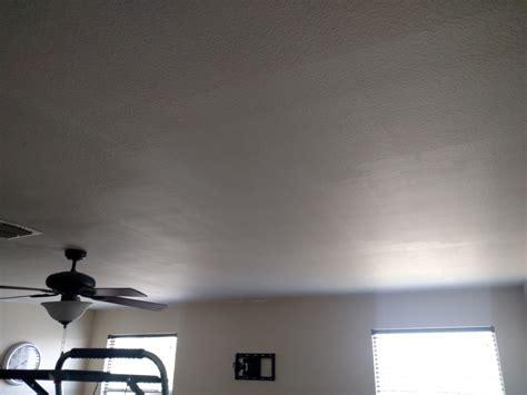 streaks  rolling ceiling pics painting diy