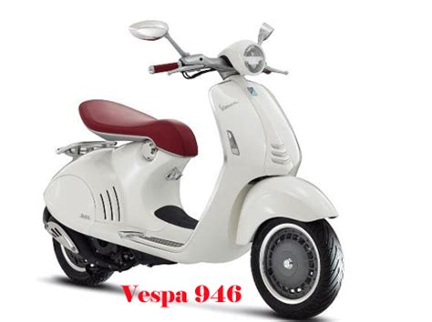 Modification Vespa 946 by Vespa 946 Would Pave In Indonesia The New Autocar